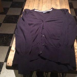 Sweaters - Girls button down sweater Austin XXL